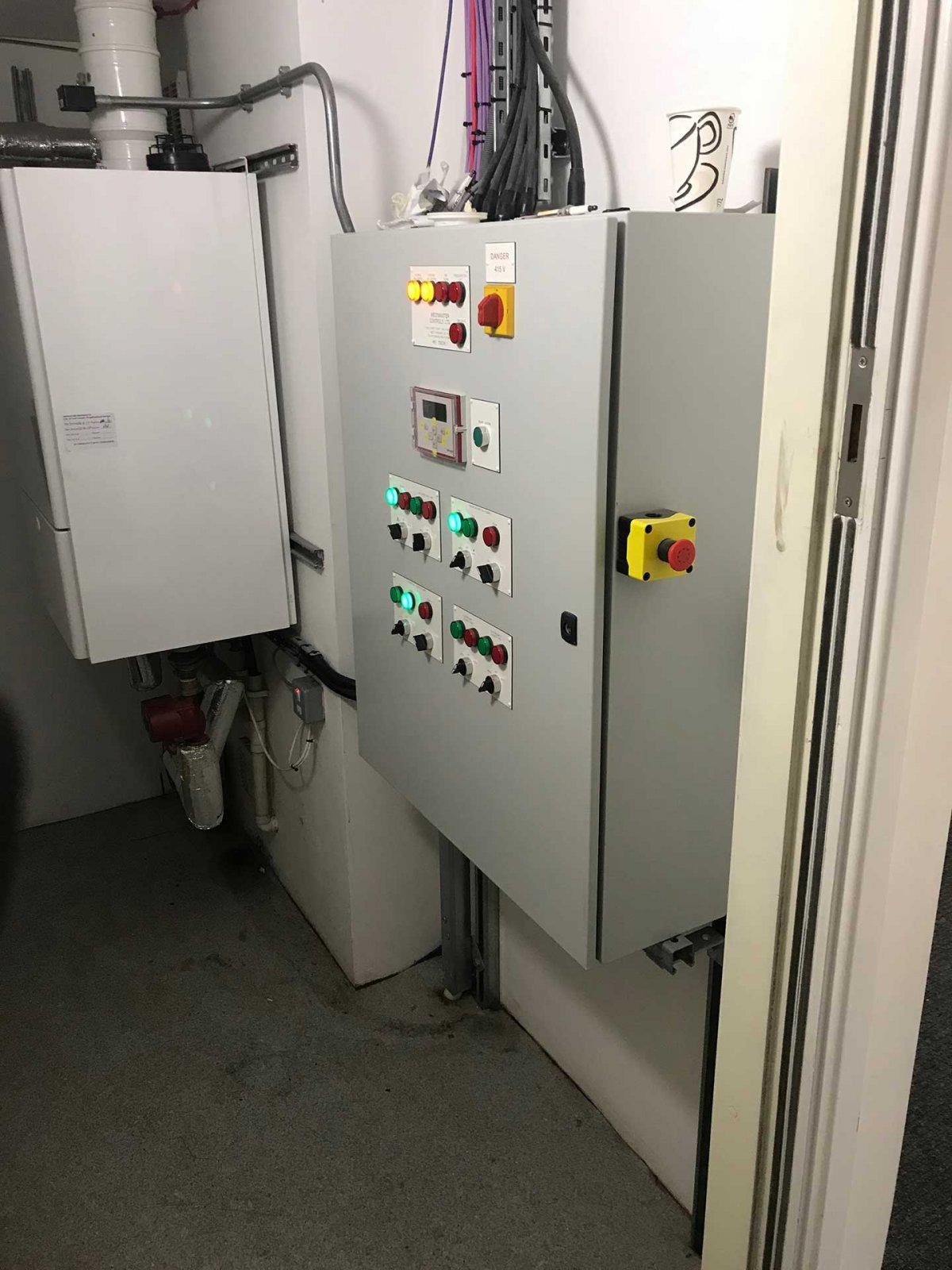 electrical & mechanical engineering repairs & installations