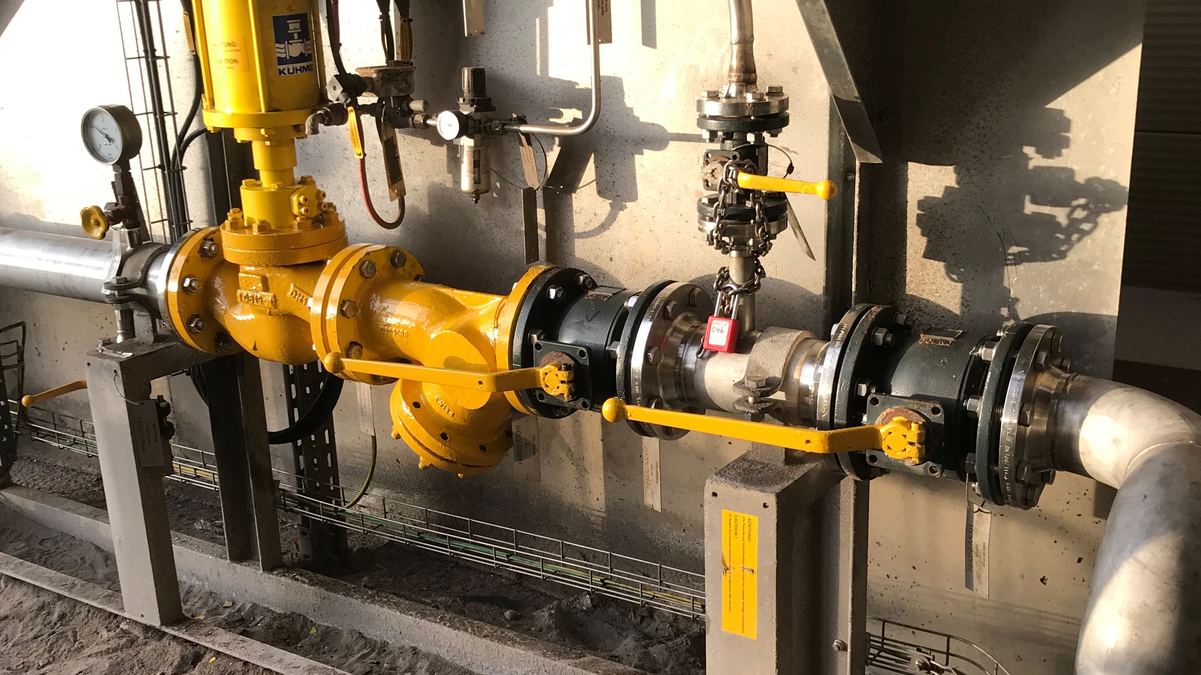 Pipework & Fabrication services